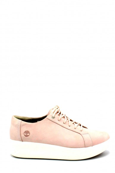 Timberland Sneakers F.gomma Berlin park oxford cameo rose Donna Rose Fashion