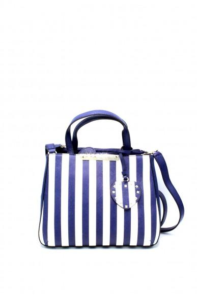 Guess Borse - Britta small society satchel hwst66 93050 ss18 Donna Blu Fashion