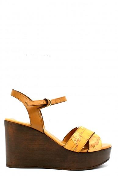 1^classe  Sandali F.gomma 35/41 e686/391b Donna Naturale Fashion