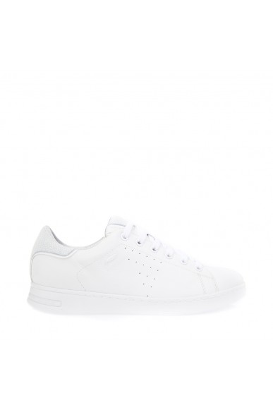 Geox Sneakers F.gomma Jaysen Donna Bianco Casual