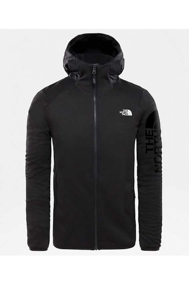 The north face Felpe   M merak hoody Uomo Nero Casual