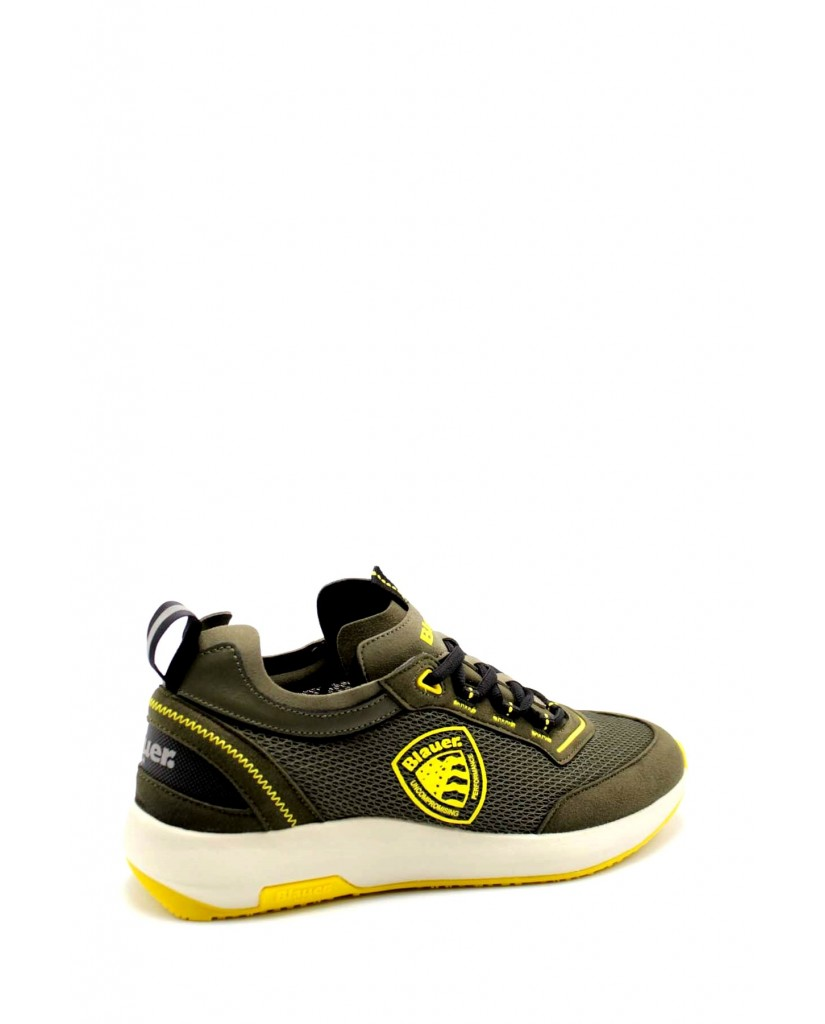 Blauer Sneakers F.gomma Byron02/mes Uomo Verde Fashion
