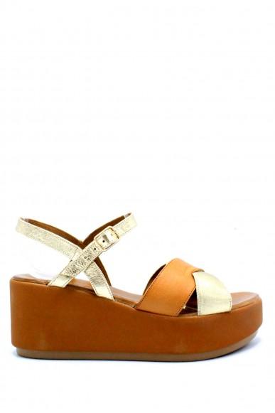 Inuovo Sandali F.gomma 35/41 Donna Cuoio Fashion