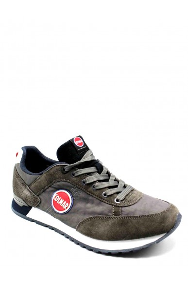 Colmar Sneakers F.gomma 40-46 Uomo Grigio Casual