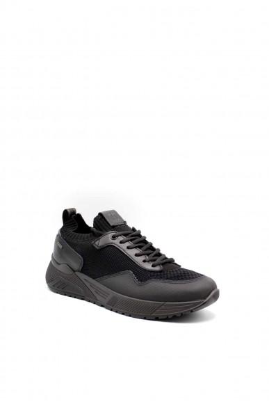 Igieco Sneakers F.gomma Uepgt 61428 Uomo Nero Casual