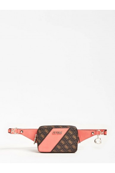 Guess Borse   Camy belt bag Donna Marrone Fashion