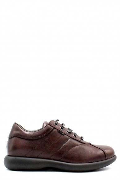 Frau Stringate F.gomma 36-41 fx camper made in italy Donna Bordo Classico