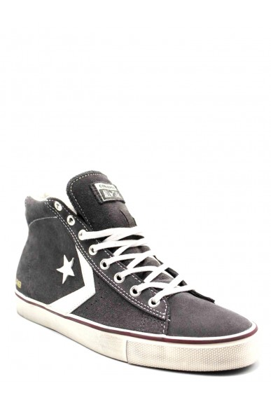 Converse Sneakers F.gomma Pro leather vulc distressed mid sto Uomo Casual