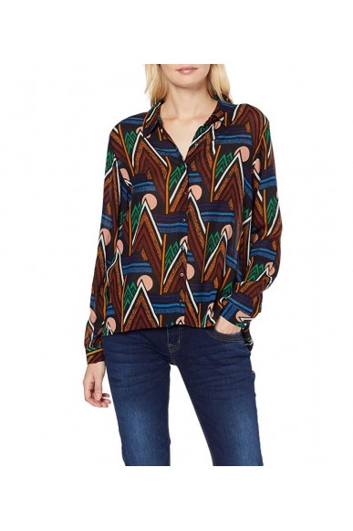 Compagnia fantastica Camicie   Estampado Donna Fantasia Fashion