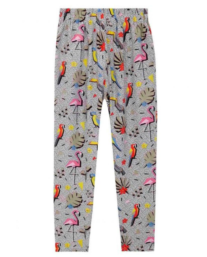 Compagnia fantastica Pantaloni   Donna Grigio Fashion
