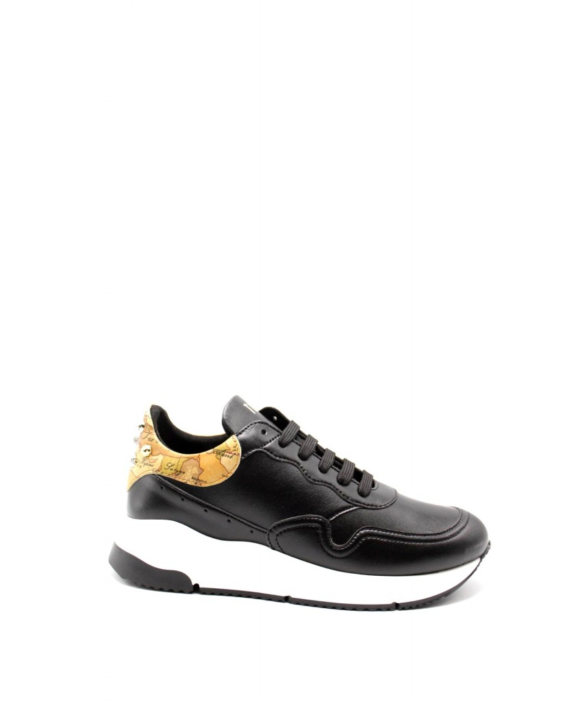 1^classe  Sneakers F.gomma Iza947201d Donna Nero Fashion