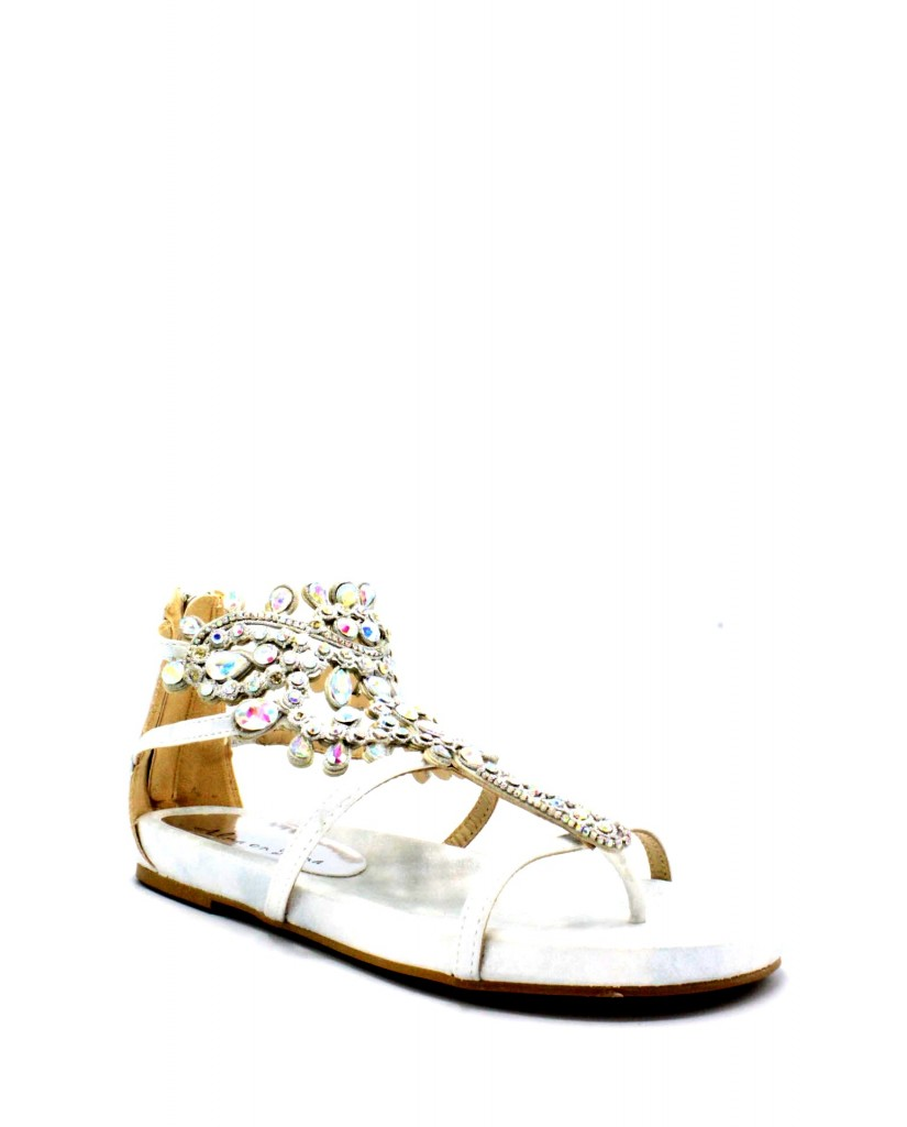 Alma en pena Sandali F.gomma 36/41 Donna Argento Fashion