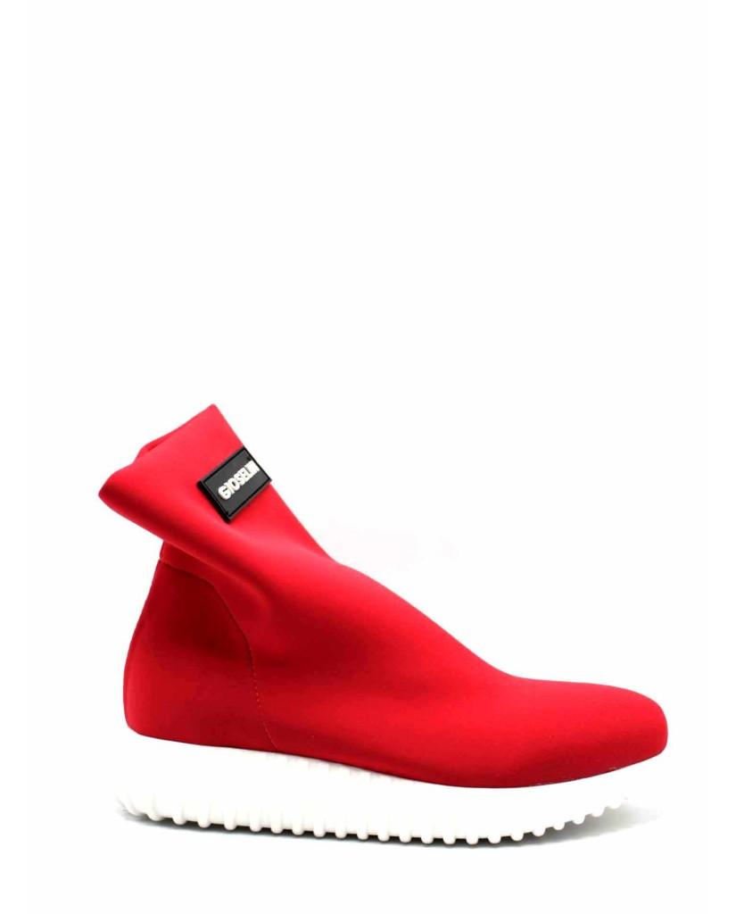 Gioselin Sneakers F.gomma 36/41 Donna Rosso Fashion