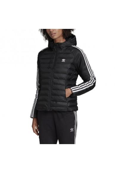 Adidas Giacchetti   Slim jacket Donna Nero Streetwear