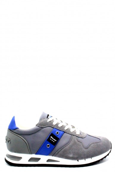 Blauer Sneakers F.gomma 8s memphis 05 Uomo Grey Fashion