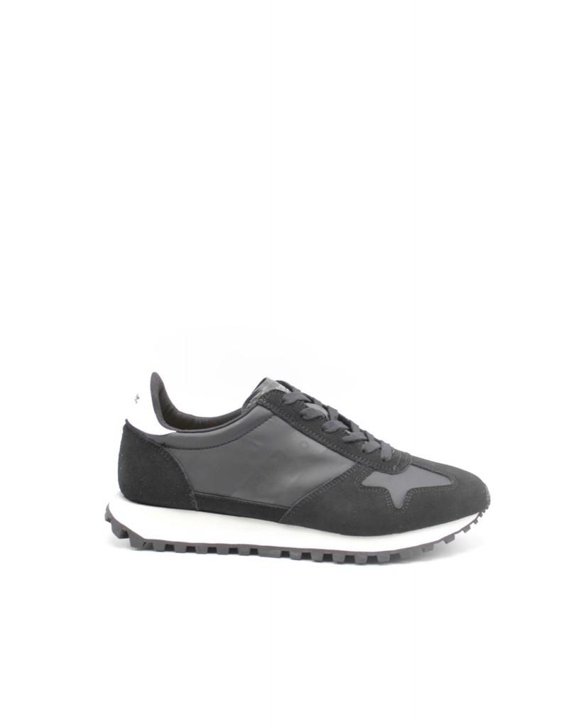 Blauer Sneakers F.gomma Dawson01 Uomo Nero Fashion