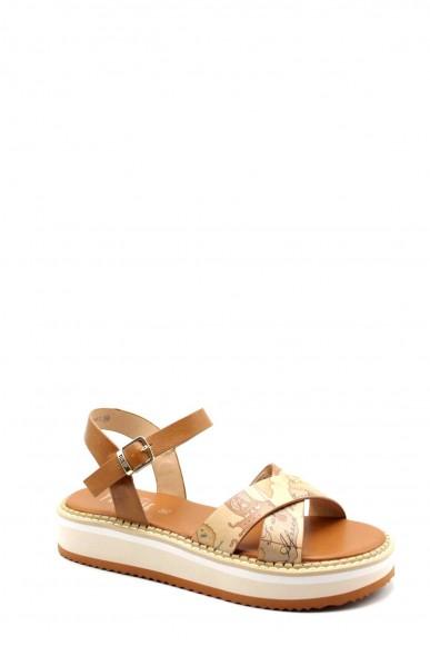 1^classe  Sandali F.gomma Sandalo n0591 0326 Donna Beige Fashion