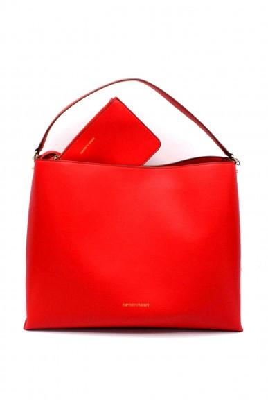 Emporio armani Borse - Hobobag y3e081 yh23a Donna Corallo Fashion
