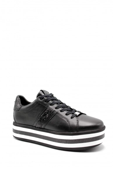 Apepazza Sneakers F.gomma Iris Donna Nero Fashion