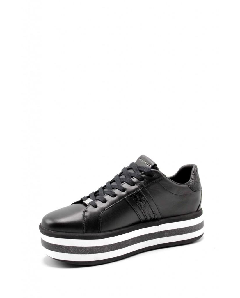 Apepazza Sneakers F.gomma Iris Donna Nero Fashion