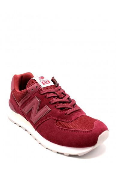 New balance Sneakers F.gomma 40-45 Uomo Bordo Casual