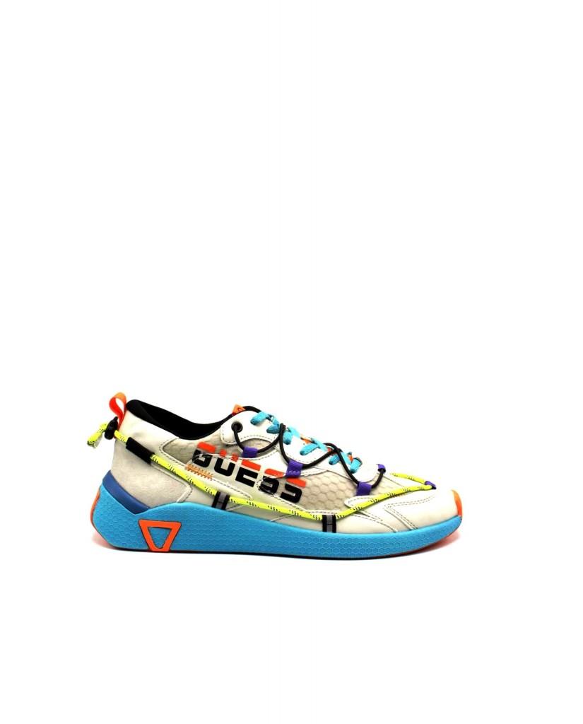 Guess Sneakers F.gomma Modena active Uomo Bianco Fashion