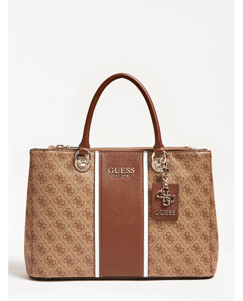 Guess Borse   Cathleen status carryall Donna Marrone Fashion