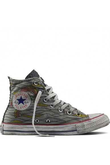 Converse Sneakers F.gomma 35/41 chuck taylors limited edition Donna Fantasia Sportivo
