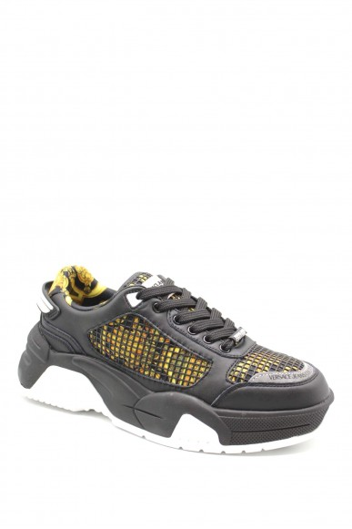 Versace couture Sneakers Uomo Nero