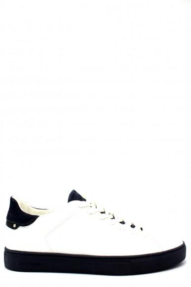 Crime Sneakers F.gomma 40-45 11208ks1.10 ss18 Uomo Bianco Casual