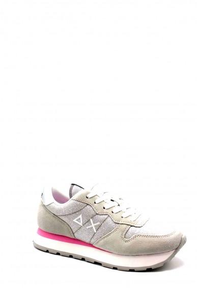 Sun68 Sneakers F.gomma 36-40 z30203 Donna Grigio Fashion