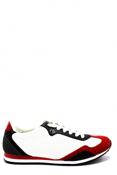 Versace jeans Sneakers F.gomma 40-45 Uomo Bianco Casual