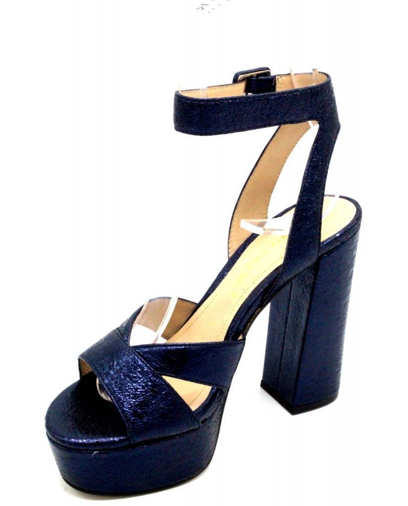 Bruno premi Sandali F.gomma 35/41 r3802 Donna Blu Fashion