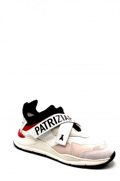 Patrizia pepe Sneakers F.gomma 35-40 ppj20 Donna Bianco Fashion