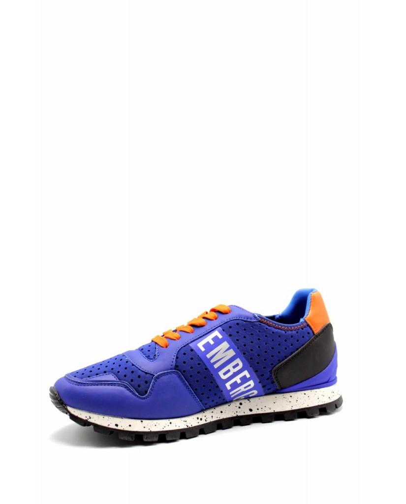 Bikkembergs Sneakers F.gomma Bke109304 Uomo Blu Fashion