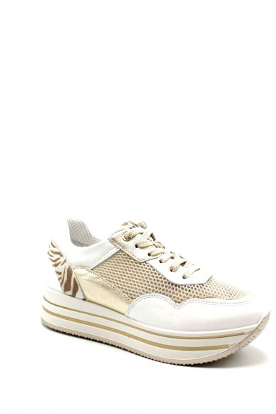 Igieco Sneakers F.gomma Dky 71522 Donna Bianco Casual