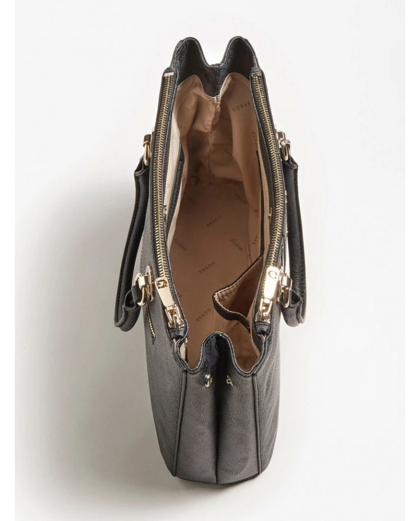 Guess Borse   Cathleen status carryall Donna Black Fashion