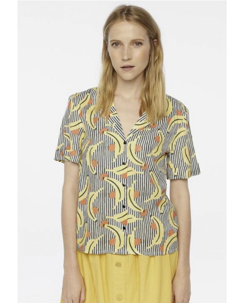 Compagnia fantastica Camicie   Sp20sam43 Donna Fantasia1 Fashion