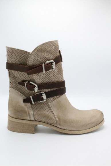 Euroshoes Tronchetti F.gomma Made in italy Donna Taupe Fashion
