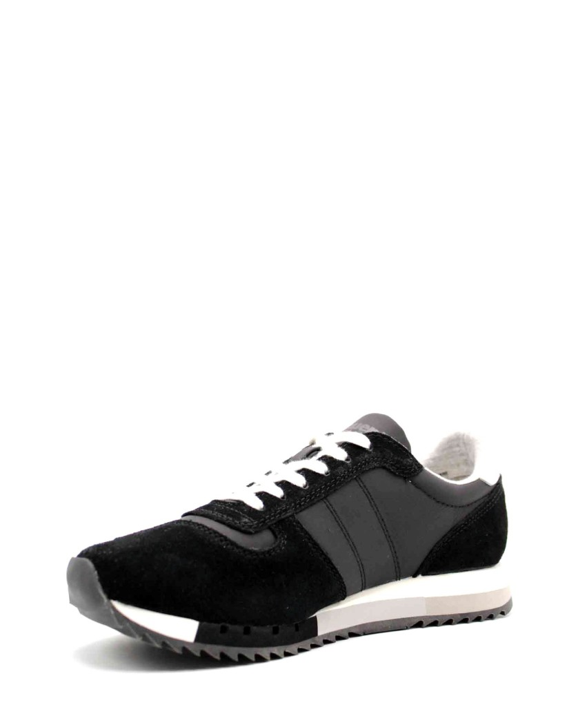 Blauer Sneakers F.gomma Melrose01 Donna Nero Fashion
