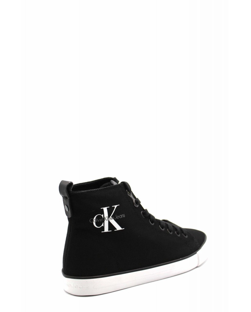 Calvin klein Sneakers F.gomma Dolores canvas Donna Nero Fashion