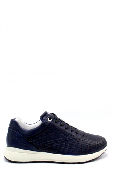 Igieco Sneakers   1120011 made in italy Uomo Blu Fashion