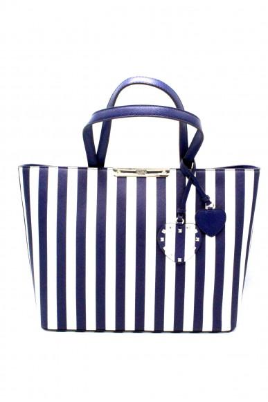 Guess Borse - Britta tote Donna Blu Fashion