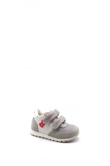 Balducci Sneakers F.gomma 20/26 bs1464 Bambino Grigio Fashion