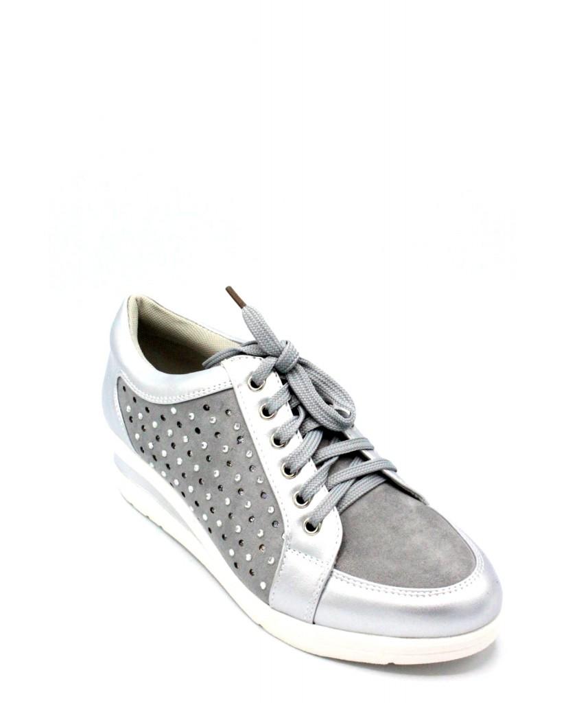 Energi Sneakers F.gomma 36/41 228 Donna Argento Fashion