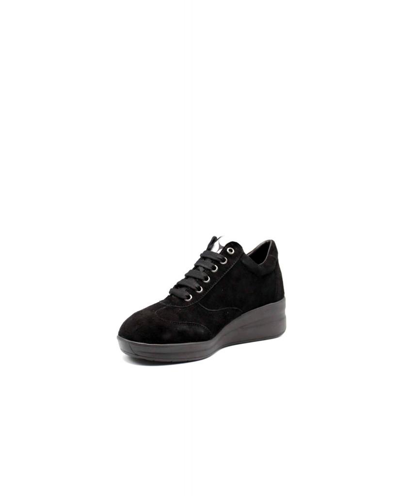 Cinzia soft Sneakers F.gomma Iv13794-gs Donna Nero Confort