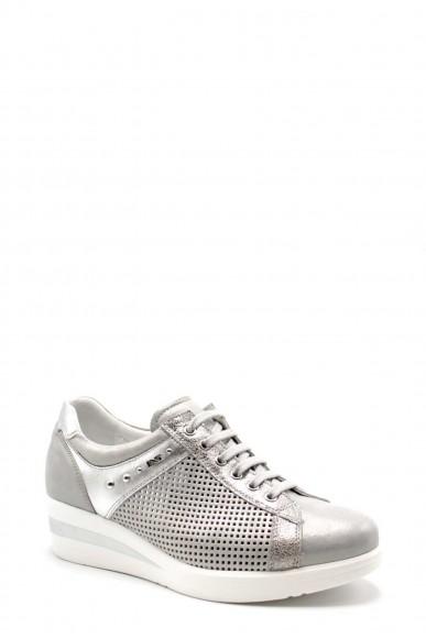 Nero giardini Sneakers Stars grigio luxury fumo monet colo Donna