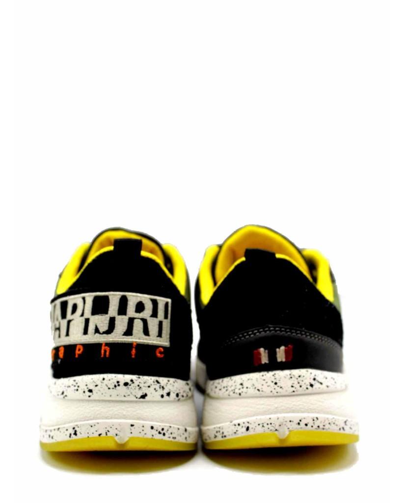 Napapijri Sneakers F.gomma Optima Uomo Verde Casual
