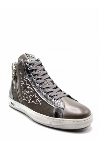 Nero giardini Sneakers F.gomma Musk nero crack nero velour nero t. Donna Grigio Casual