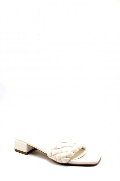 Nacree Sandali F.gomma Made in italy Donna Burro Fashion